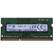 SAMSUNG PC3-12800 DDR3 4GB 1600MHz Laptop Memory